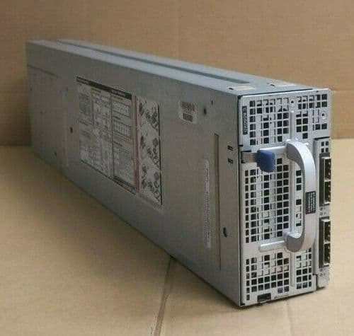 """Dell PowerEdge C8000XD Double-Wide Storage Sled 12x 3.5"""" Bays For C8000 Chassis"""